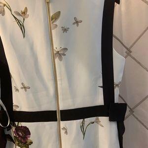 Ted Baker London Dresses - Ted Baker size 5 Bow dress